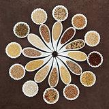 Grain Food Platter