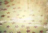 Grunge starry background