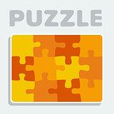 Puzzle pieces twelve