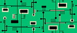 Seamless Circuit Board