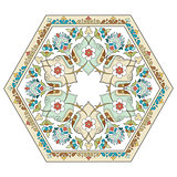 artistic ottoman pattern series four
