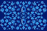 artistic ottoman pattern series fourty four