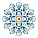 artistic ottoman pattern series six