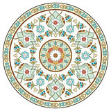 artistic ottoman pattern series ten