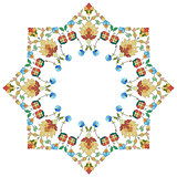 artistic ottoman pattern series thirty five