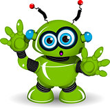Surprised Robot