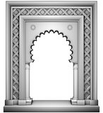 Oriental style frame