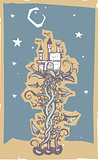 Magic Beanstalk Manuscript