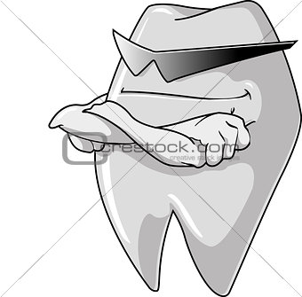 Tooth guard