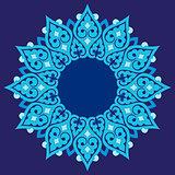 artistic ottoman pattern series thirty seven