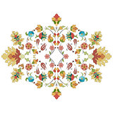 artistic ottoman pattern series thirty three