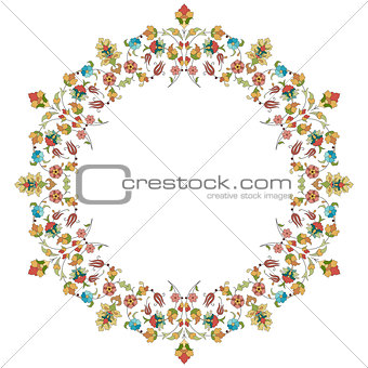 artistic ottoman pattern series thirty