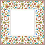 artistic ottoman pattern series twenty six