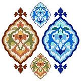 artistic ottoman pattern series twenty