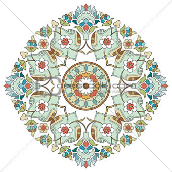 artistic ottoman pattern series two