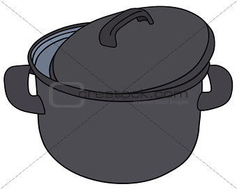 Black pot