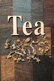 Tea time concept