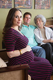 Surrogate Mother with Gay Couple
