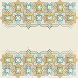 islamic linear texture one