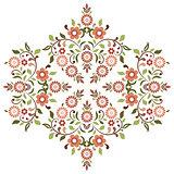 Ottoman motifs design series ninety four