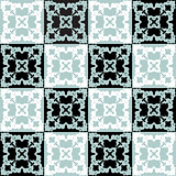 seamless pattern background eleven