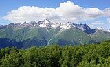 Caucasus Mountains, Mestia, Georgia