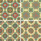 Vector Seamless Tile Patterns