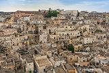 Sassi of Matera. Basilicata