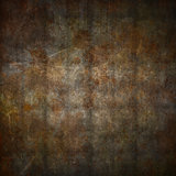 Rusty Metal Plate Background