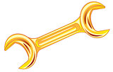 Wrench from gild