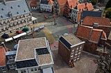Miniature city Madurodam. The Hague, Netherlands