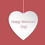 Simple Valentine Day greeting
