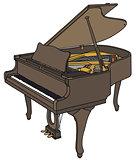 Grand pianino