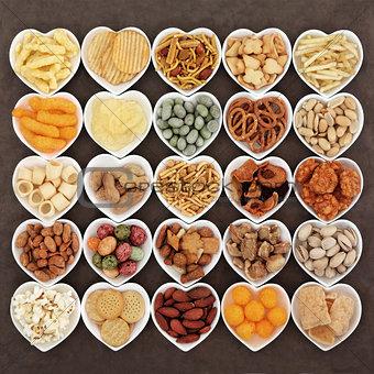 Savoury Snacks