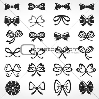 Bows Icons