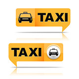 Taxi Banners
