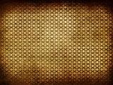 Textured flourish pattern background