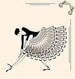 image of ballet girl