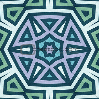 Celtic style decoration