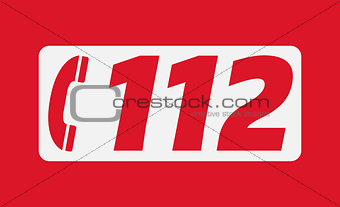112 The European emergency number