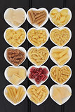 Italian Pasta Selection