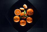 Orange mandarin