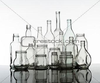 Group of bottles