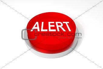 red round button alert