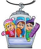 Cable car theme image 1