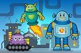 Robot theme image 5
