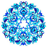 artistic ottoman pattern series fifty two