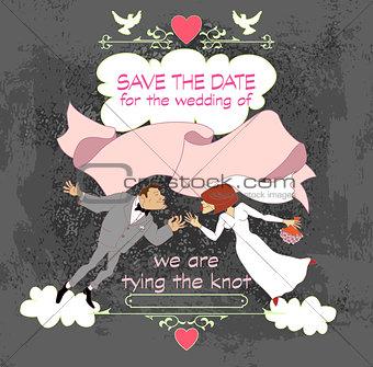 groom and bride01 black