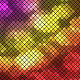 Diagonal Colored Block Background