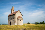Old Roman Church in Drazovce, Slovakia